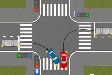 проезд перекрестков