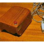 Хотите посмотреть какой была первая компьютерная мышка