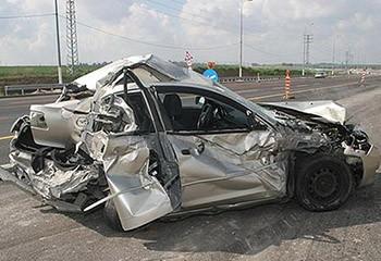 невнимательность на дороге ведет к аварии
