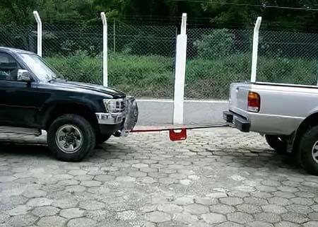 Буксировка авто с автоматической коробкой другой машины