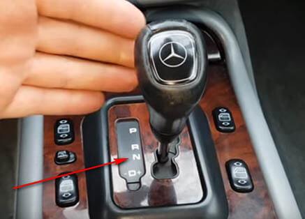 Нейтральное положение автоматической коробки передач при буксировке