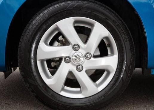 радиус 14 колесо для сузуки селерио