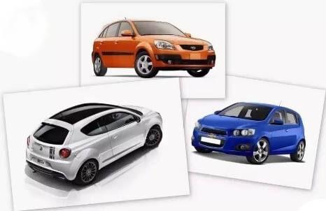 Класс B - классификация легковых автомобилей