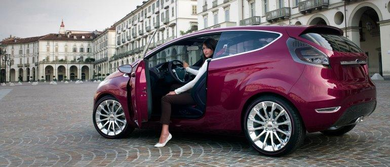 Женские авто. Как правильно выбрать?